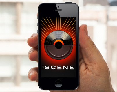 The SCENE App Design