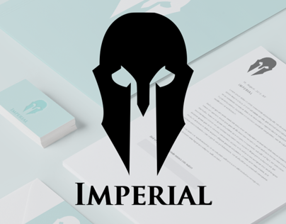 Imperial Logo Identity