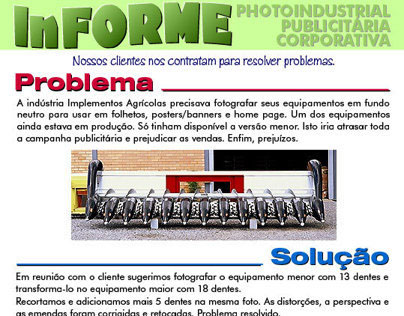 Newsletter - Email Photoindustrial