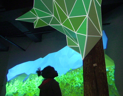 Growth – Interactive Experience
