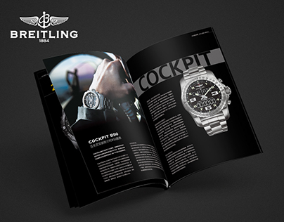 Breitling In-Flight Magazine