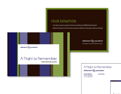 Alzheimer's Association: A Night To Remember