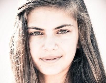 Girl dreamer