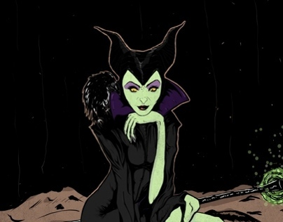 Daughters of Maleficent