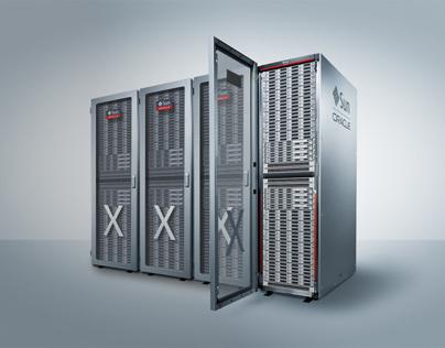 Oracle Hardware Photography