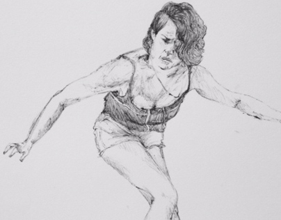 Summer/Fall 2013: Sketches (Chronological)