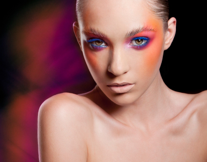 Colour shifts beauty