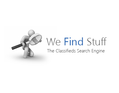 We Find Stuff - The Classifieds Search Engine