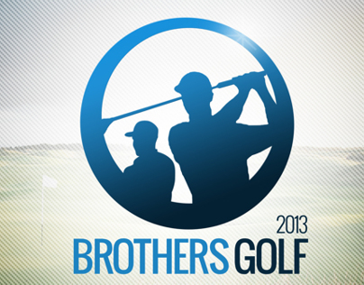 logo for BROTHERS GOLF