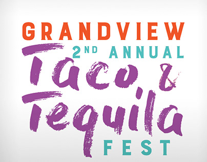 Taco & Tequila Festival Branding Project