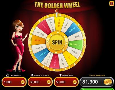 wheel of fortune game design