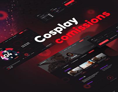 cosplay platform/платформа для косплееров