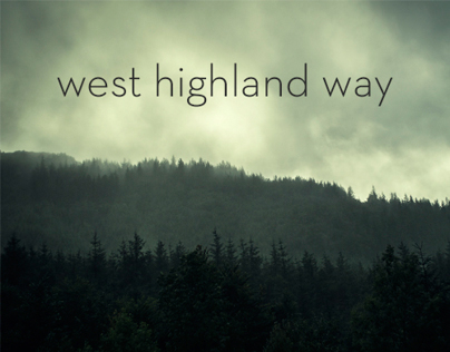 West Highland Way - Scotland
