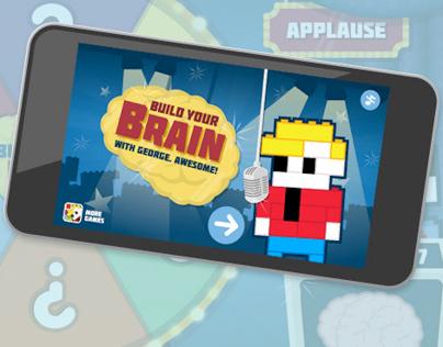 LEGO® Build Your Brain