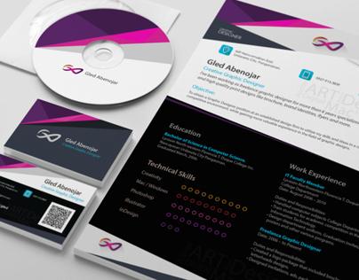 Gled Abenojar | Personal Identity & Branding