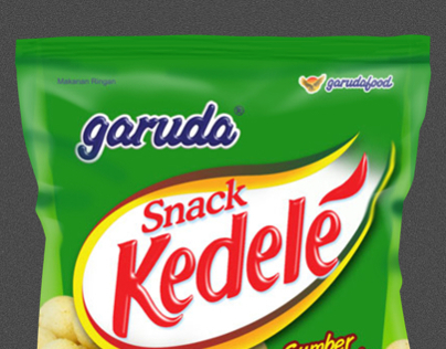 """Snack Kedele"" Food Package branding & Design"