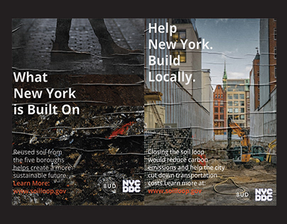 What New York Is Built On