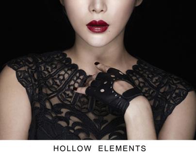 Hollow Hairbrush