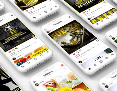 OnFit - Social Media & Publicidad