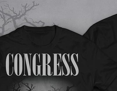 CONGRESS - Demo reissue merch