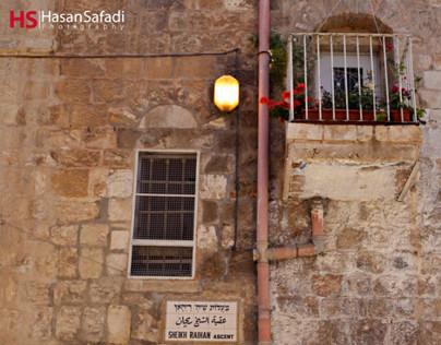 Random in the old city of Jerusalem