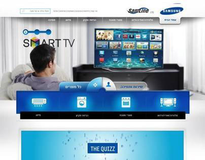 Samsung - Samline new website