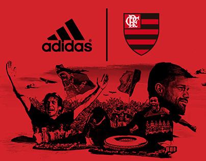 Adidas - Flamengo