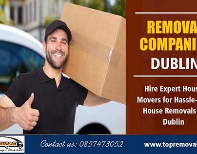 Removal Companies Dublin