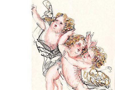 Angel Illustrations