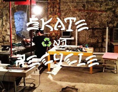 Skate and Recycle