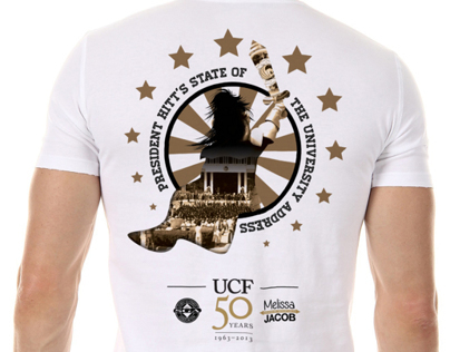 State of the University Shirt