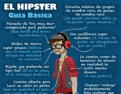 El Hipster- Guía Básica