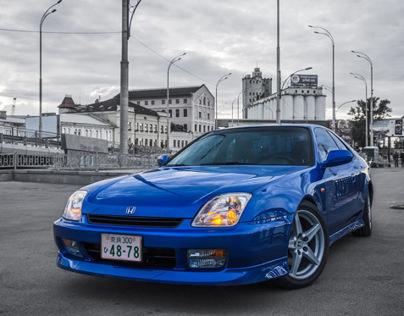 Honda Prelude V ed, 220hp