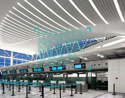 Hangzhou Xiaoshan International Airport/Check-in Island