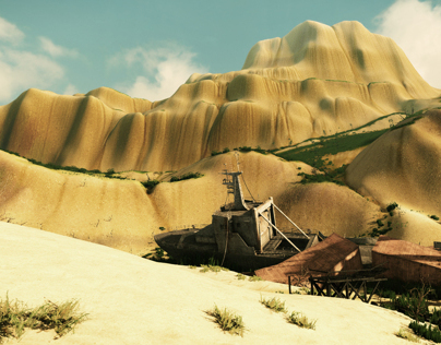 Landscape {game ready}