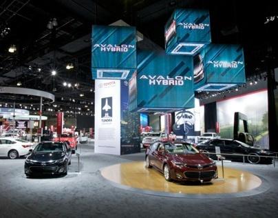 2012 Los Angeles Auto Show