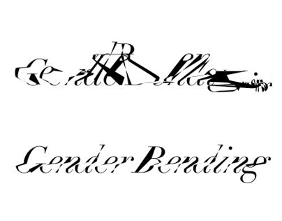 GENDER BENDING / publication preview.