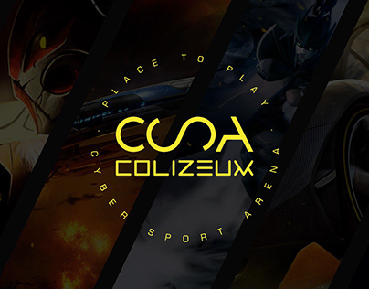 CSA COLIZEUM - Chain of Cyber Sport Arenas in Russia