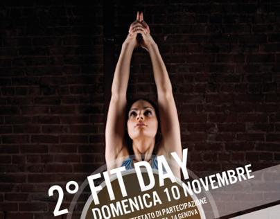 "Flyers ""Fit Day"" @ Genova"