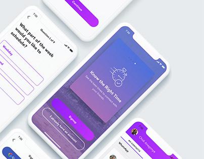 TME:SET app
