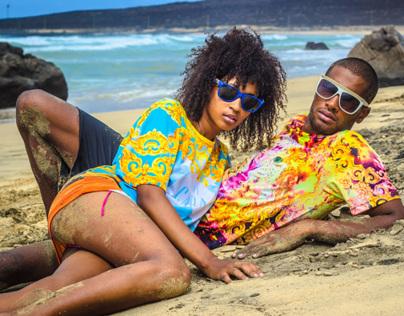 eXOTRik Clothing | Photoshoot in Cabo Verde