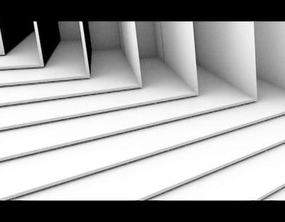 C4D White Motion Glitches