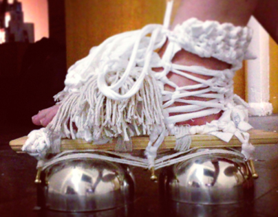Knit Shoe Design: From Trash To Treasure