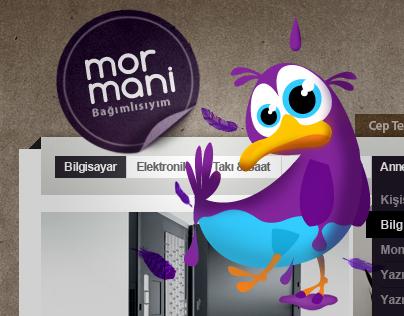 Mormani E-Commerce Portal & Digital Branding
