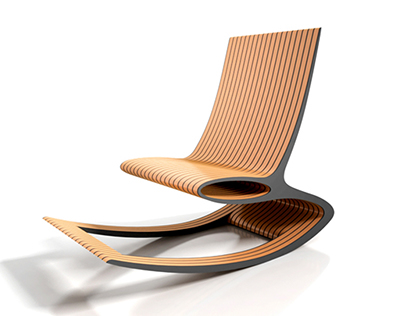 Rocking Chair Concept on Behance