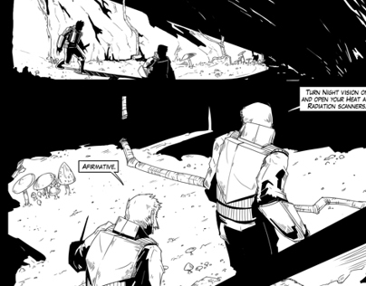 Chainmail Issue 2: Assorted pages