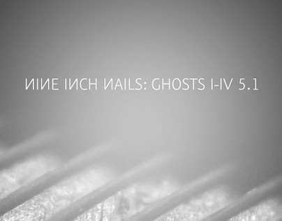 Ghosts I-IV 5.1 DVD