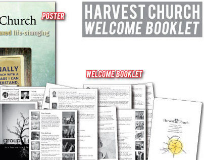 Harvest Church Welcome Booklet