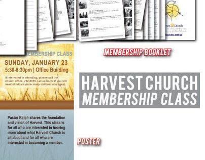 Harvest Church Membership Class
