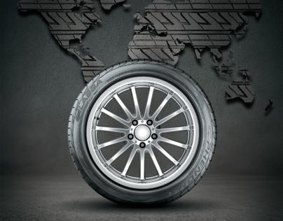 Lassa Tyres / Print Ad - İlan